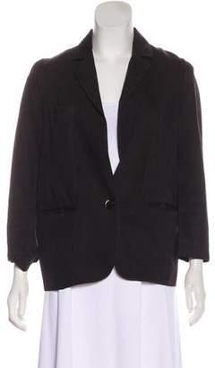 Etoile Isabel Marant Lightweight Linen-Blend Jacket