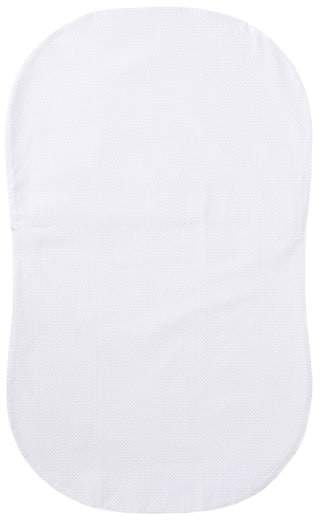 Cotton Fitted Sheet for Bassinest Swivel Sleeper