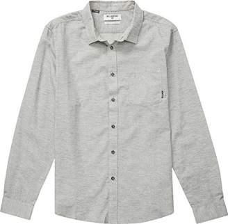 Billabong Men's All Day Helix Long Sleeve Shirt