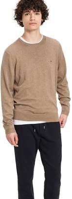 Tommy Hilfiger Cotton Silk Crewneck Sweater