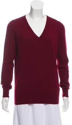 Gucci Cashmere V-Neck Sweater