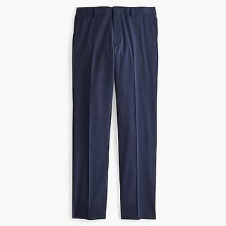 J.Crew Ludlow Slim-fit unstructured suit pant in stretch cotton