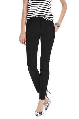 Banana Republic Petite Sloan Skinny-Fit Solid Pant