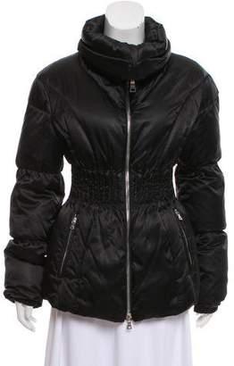 Prada Sport Short Down Coat