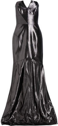 Roland Mouret Brenner Strapless Gown