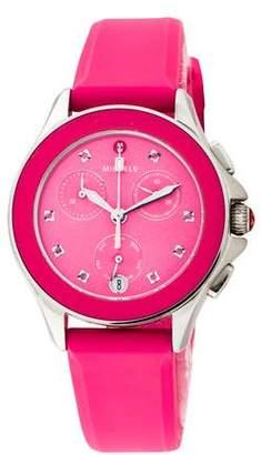 Michele Cape Chronograph Watch