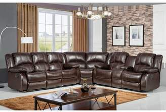Ultimate Accents Comfort Reclining Sectional