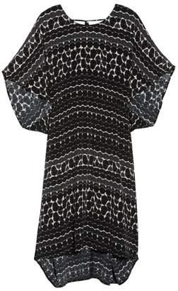 Sejour High/Low Caftan Dress