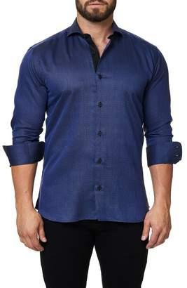 Maceoo Luxor Nunio Dress Slim Fit Shirt