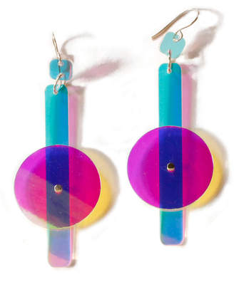 No 13 - Let There Be Light - Earrings No 1