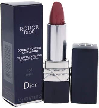 Christian Dior 0.12Oz Paris Rouge Couture Colour Comfort & Wear Lipstick