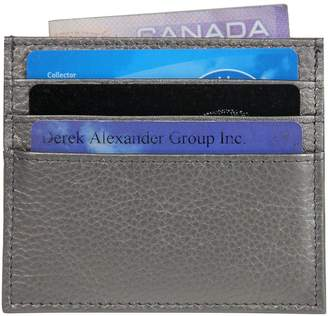 Derek Alexander Two Side Card Holder