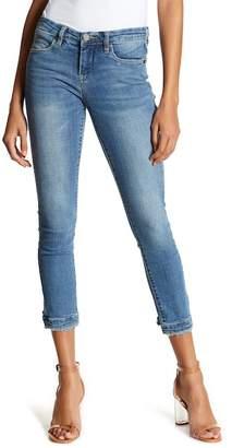 Blank NYC BLANKNYC Denim Tie Hem Skinny Jeans