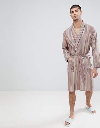Paul Smith Stripe Robe