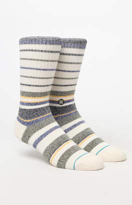 Stance Castro Stripe Crew Socks