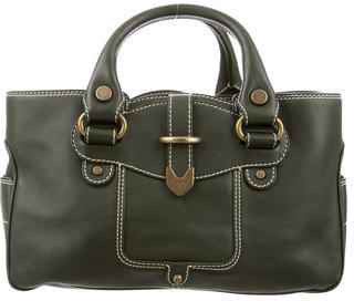 CelineCéline Leather Boogie Bag