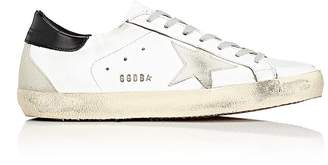 Golden Goose Men's Superstar Leather & Suede Sneakers