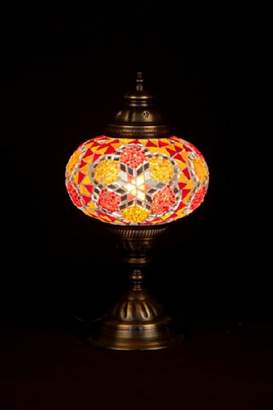 Mosaic normal style desk lamp size 3