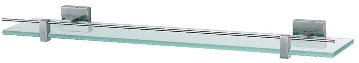 Haceka Mezzo Tec Glass Shelf 600 Mm - Chrome