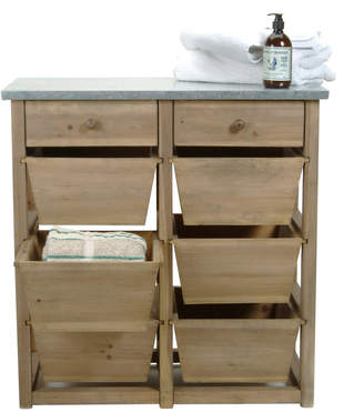 Garden Trading - 8 Drawer Storage Unit