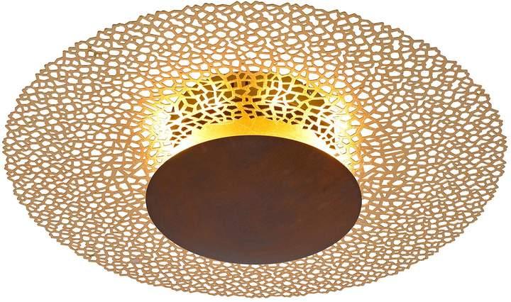 Paul Neuhaus EEK A+, LED-Deckenleuchte Nevis Lava IV