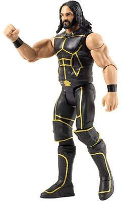 WWE Tough Talkers Action Figure - Seth Rollins
