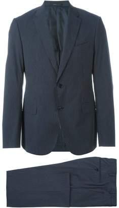 Armani Collezioni pinstripe classic suit