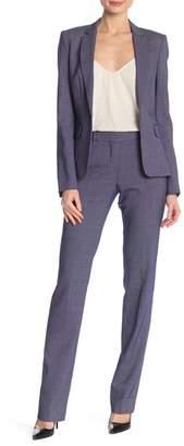 BOSS Tamea Minidessin Suit Pants