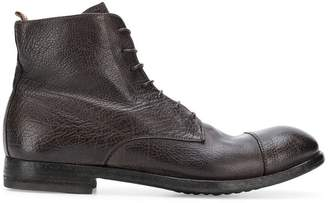 Officine Creative Arbus lace-up ankle boots
