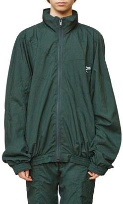 Women's Vetements X Reebok Track Jacket $1,070 thestylecure.com