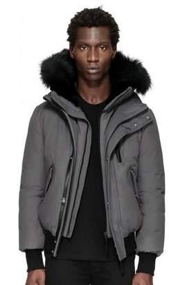Mackage Dixon Men's Bomber Jacket in