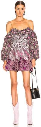 Ulla Johnson Jira Dress in Fuchsia | FWRD