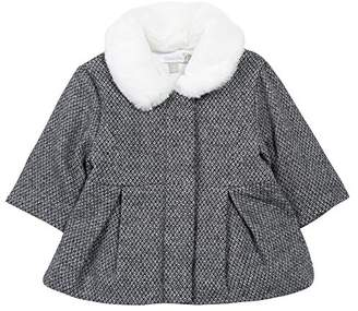 Absorba Baby Girls' Manteau Coat,(Manufacturer Size: 6M)