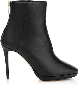 Jimmy Choo Harvey 100 Platform Ankle Boots