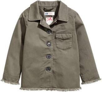 H&M Utility Jacket - Green