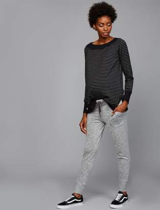 Rails Under Belly Rayon Maternity Jogger Pant