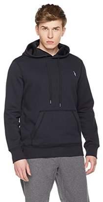Jump Club Men's Pullover Kangaroo Pocket Athletic Hoodie