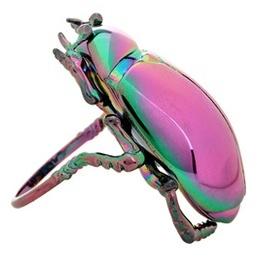 Balenciaga Balenciaga Scarab Beetle Ring