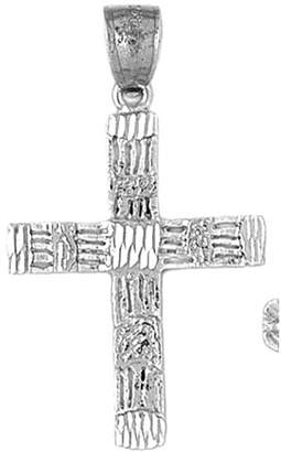 Silver Cross JewelsObsession Sterling Pendant - 40 mm