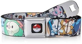 Pokemon Buckle-Down Seatbelt Belt Regular
