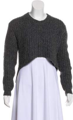 Thakoon Asymmetrical Knit Sweater
