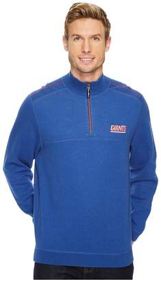 Tommy Bahama Reversible NFL Flip Drive 1/2 Zip Pullover Men's Clothing