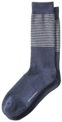 Banana Republic Mini Stripe Sock