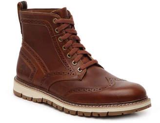 Timberland Britton Hill Wingtip Boot - Men's