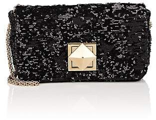 Sonia Rykiel Women's Le Copain Medium Sequined Chain Shoulder Bag