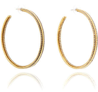 Erickson Beamon Breaker Of Chains Hoops