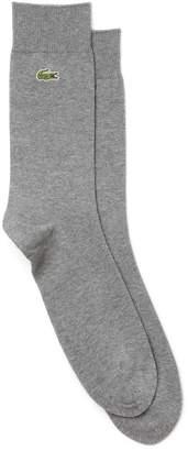 Lacoste Men's Jersey Socks