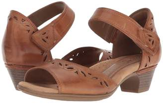 Rockport Cobb Hill Collection Cobb Hill Abbott Two-Piece Ankle Strap Women's Shoes
