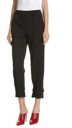 Robert Rodriguez Belt Cuff Pants