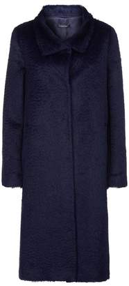 Eileen Fisher Alpaca Wool Coat